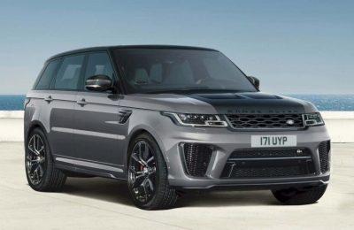 Millionster Range Rover Sport zeigt die Megasucces
